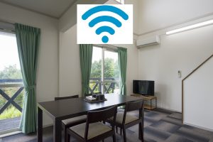 cottage 4bed WI-Fi2